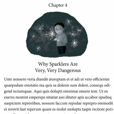 Chapter Heading Spot Illustration